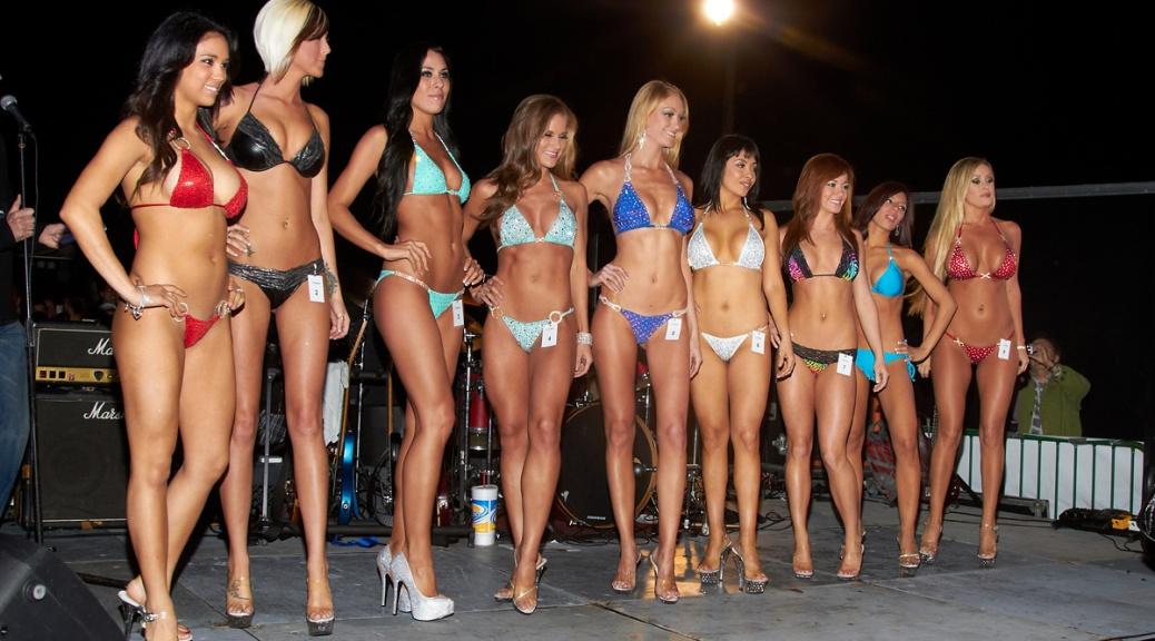 Bikini Contest Vid 9