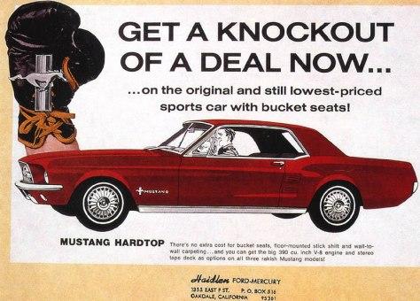 MustangAd1967